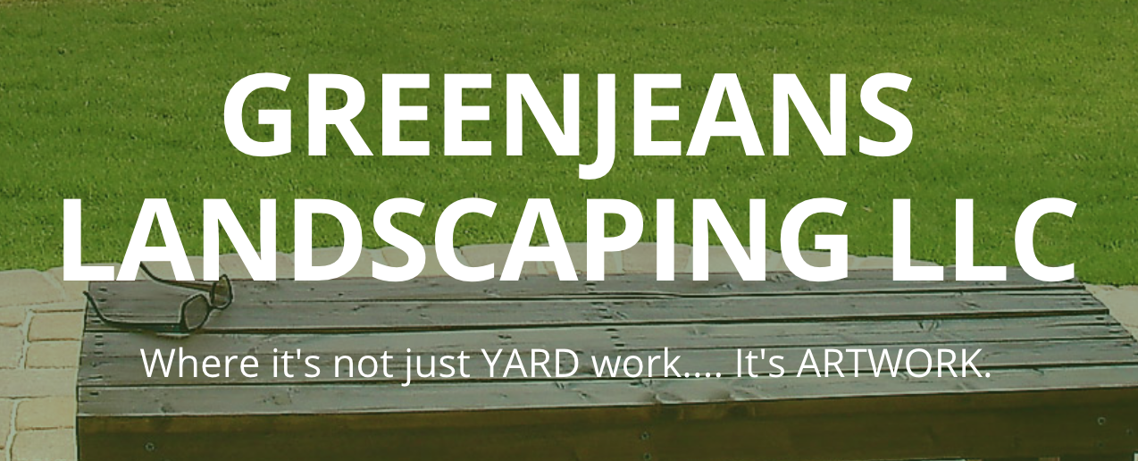 September Business of the Month:  Greenjeans Landscaping LLC
